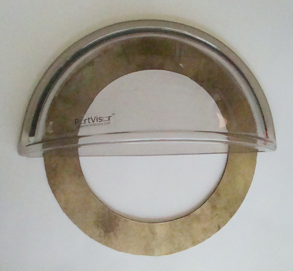 porthole rail cover